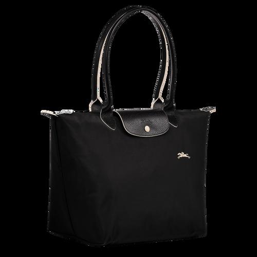 Shoulder bag L, Black/Ebony - View 2 of  5 -