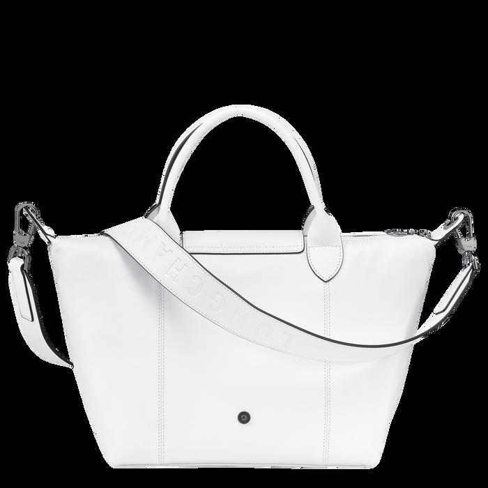 Top handle bag, White, hi-res - View 3 of 3