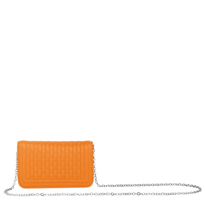 Geldbörse mit Kette, Orange, hi-res - View 3 of 3