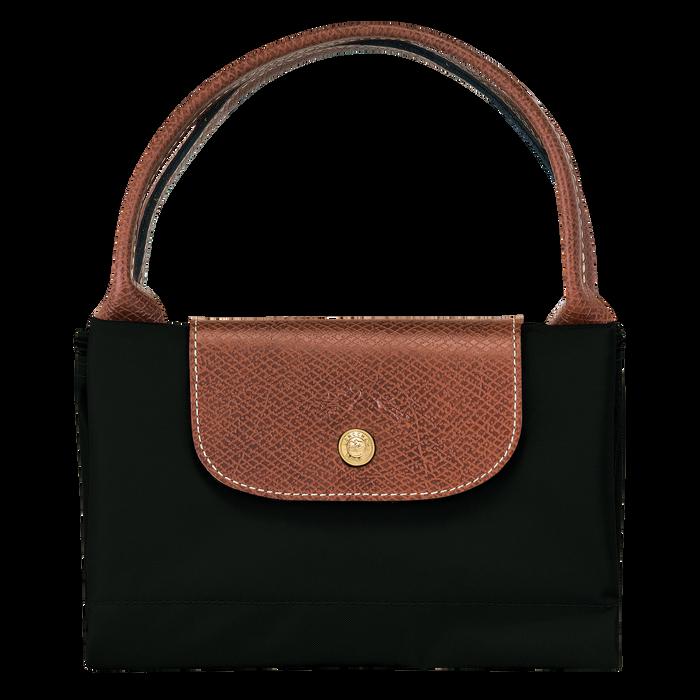 Handtasche M, Schwarz - Ansicht 4 von 8.0 - Zoom vergrößern