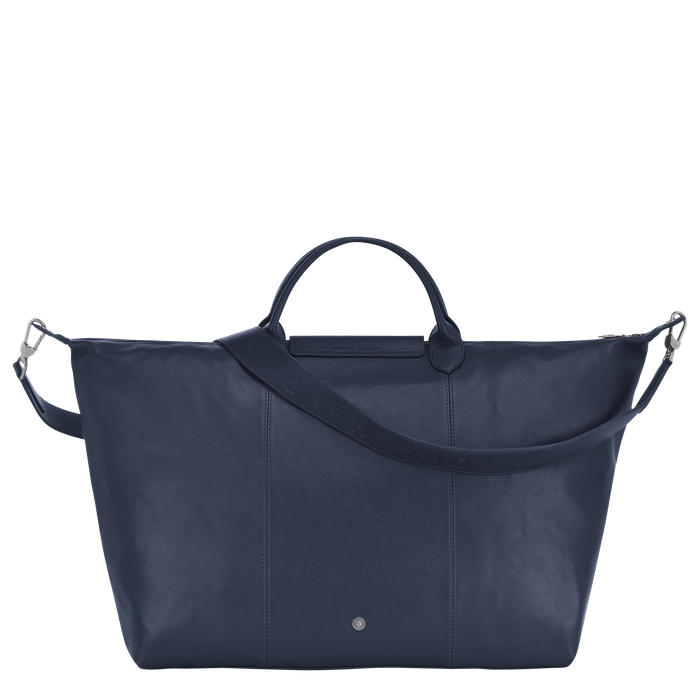 Bolsa de viaje L, Azul oscuro - Vista 3 de 3 - ampliar el zoom