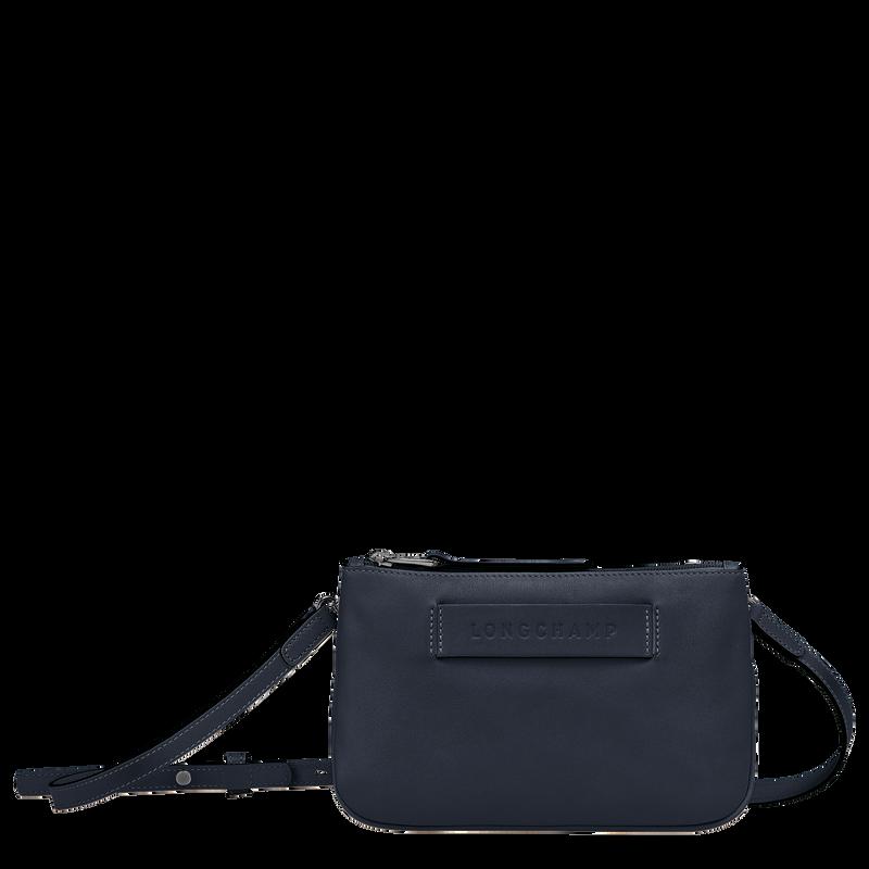 Longchamp 3D Crossbody bag, Midnight blue