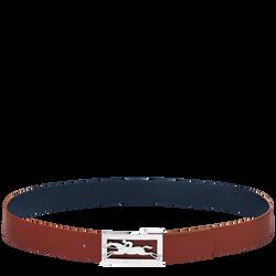 Men's belt, E26 Chesnut/Navy, hi-res