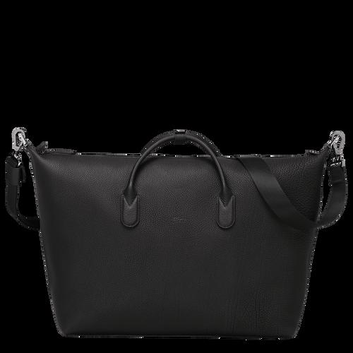 Reisetasche, Schwarz/Ebenholz - Ansicht 1 von 3 -