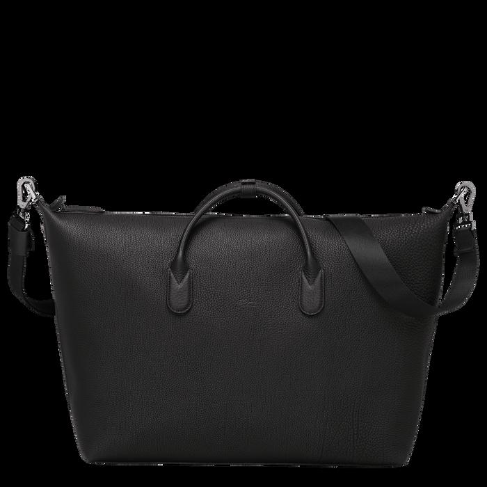 Reisetasche, Schwarz/Ebenholz - Ansicht 1 von 3 - Zoom vergrößern
