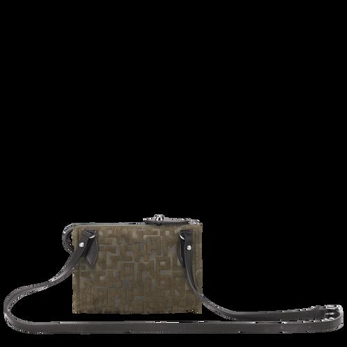 Crossbody bag, Khaki, hi-res - View 3 of 3
