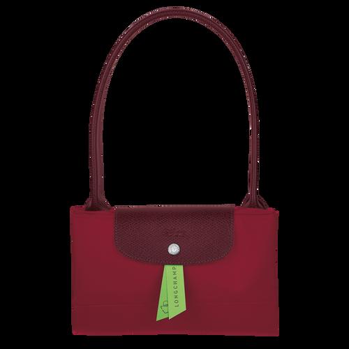 Le Pliage Green Sac shopping L, Rouge