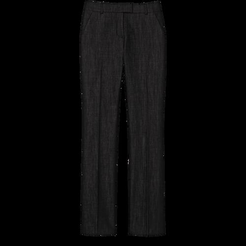 Pantalon, 001 Zwart, hi-res
