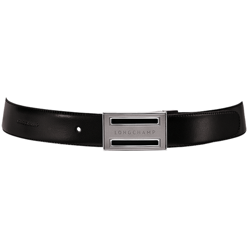 Men's belt, Black/Mocha, hi-res - View 1 of 1
