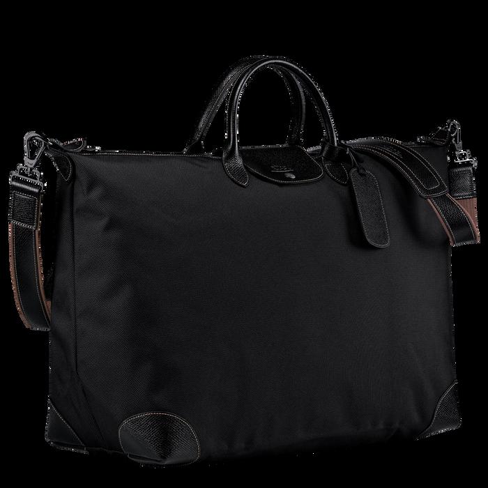Reisetasche XL, Schwarz/Ebenholz - Ansicht 2 von 3 - Zoom vergrößern