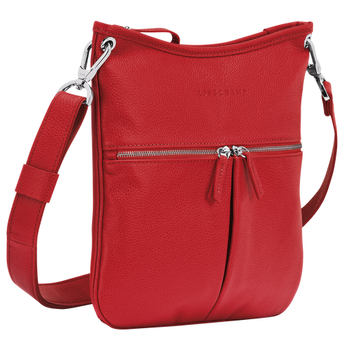 View 2 of Crossbody bag, 517 Red Orange, hi-res