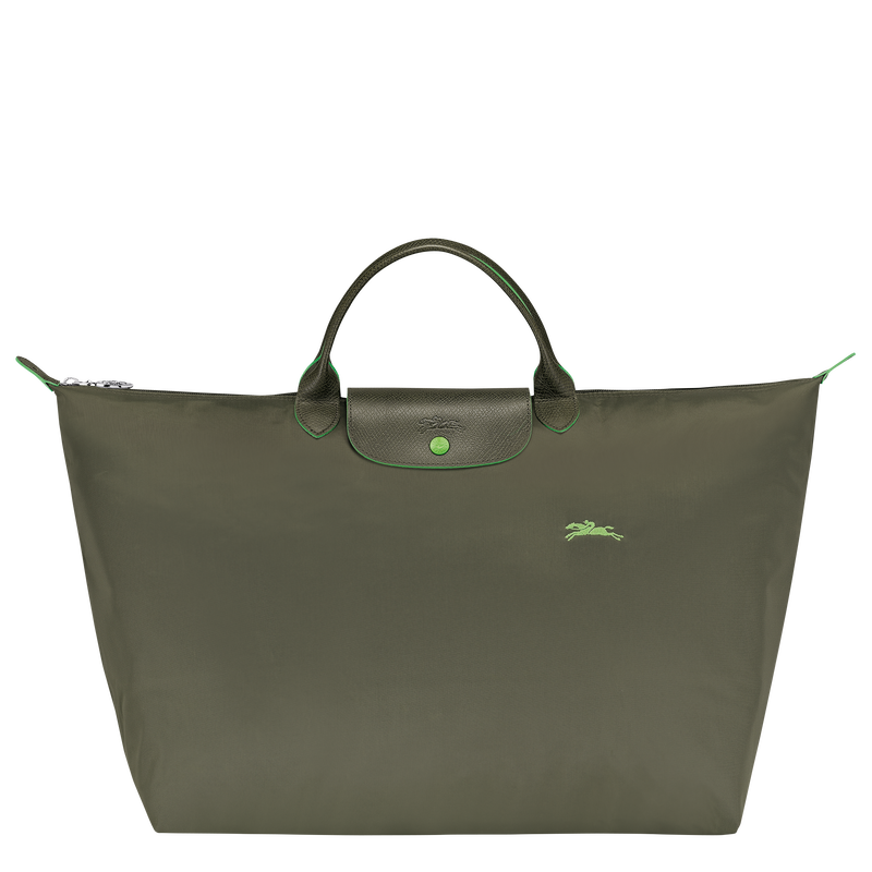 Travel bag L, Longchamp Green - View 1 of  5 - zoom in