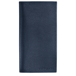 Checkbook holder, 556 Navy, hi-res