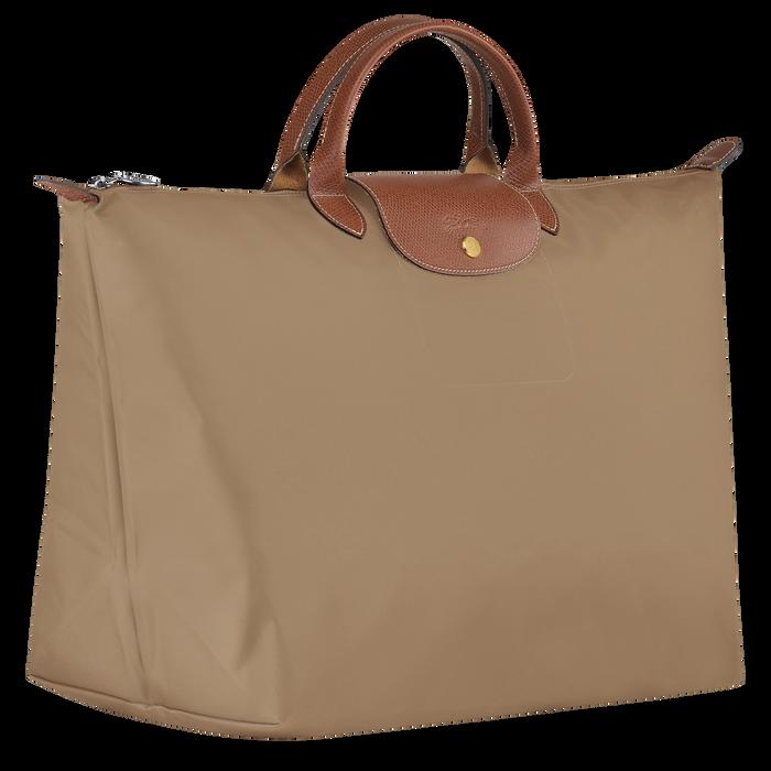 Le Pliage Travel bag L, Desert