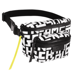 Belt bag M, 067 Black/White, hi-res