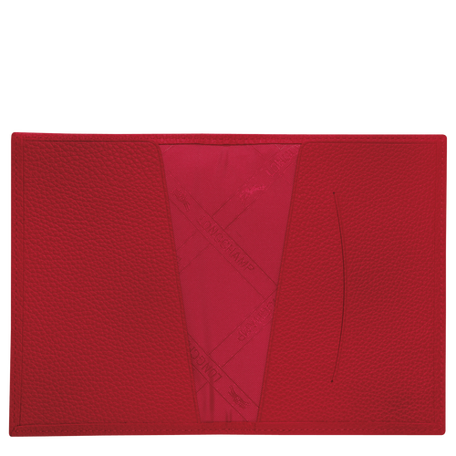 Passport cover, Red - View 2 of  2 -
