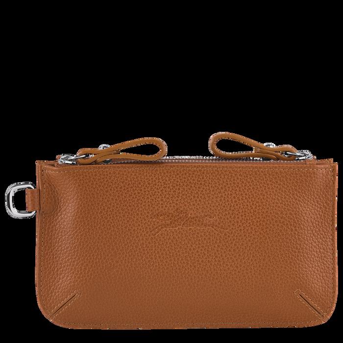 Le Foulonné Coin purse, Caramel