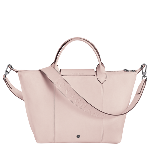 Top handle bag M, Pale Pink - View 3 of  3 -