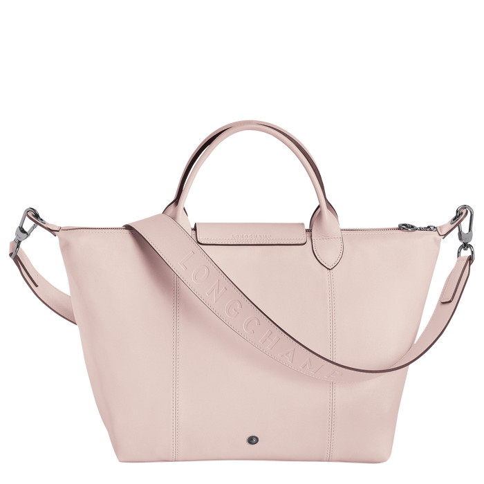 Top handle bag M, Pale Pink - View 3 of  3 - zoom in