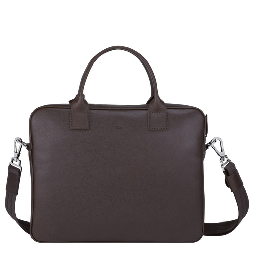 Briefcase S, Mocha - View 3 of  3 -