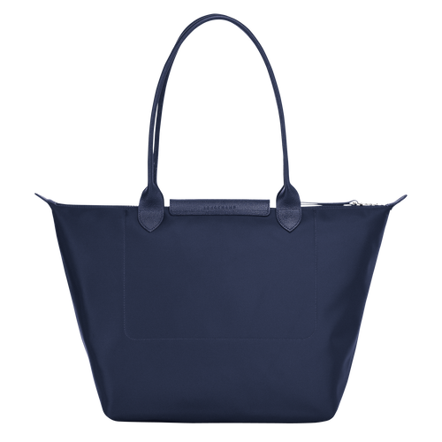 Shoulder bag L, Navy - View 3 of 10.0 -