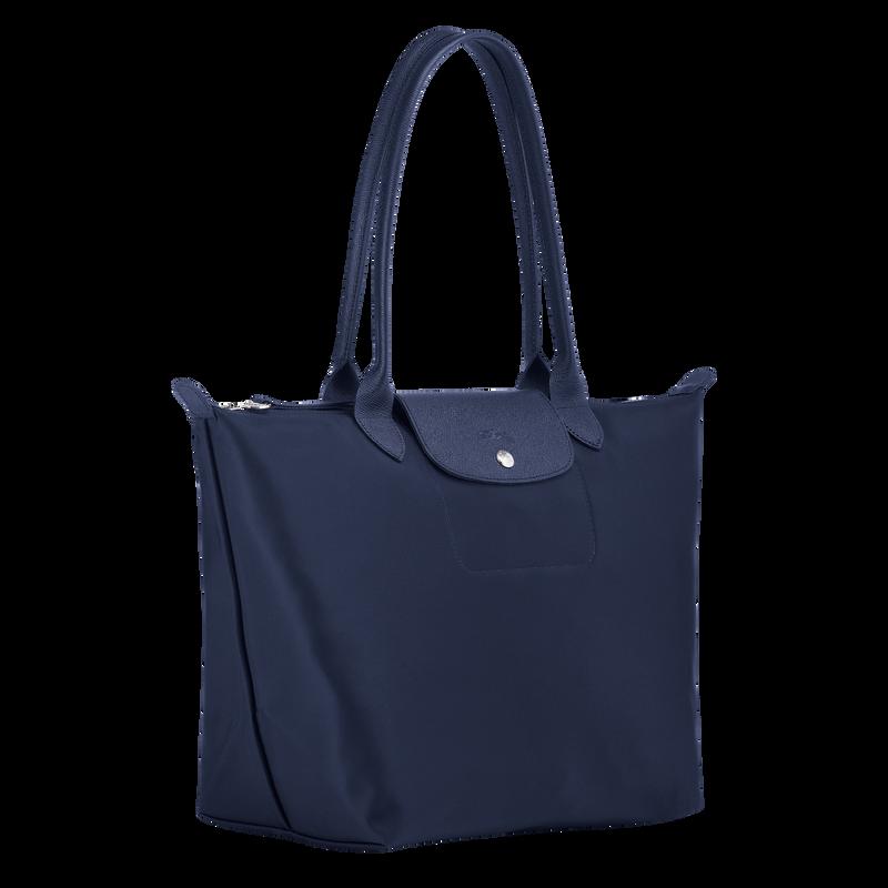 Shoulder bag L, Navy - View 3 of  5 - zoom in