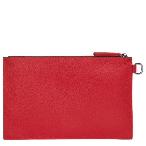 View 3 of Essential Pouch, Red, hi-res