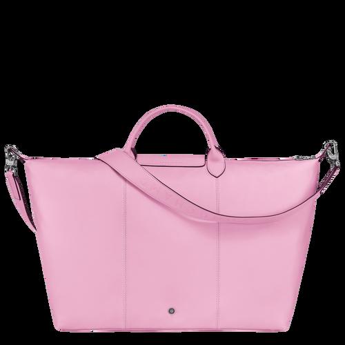 Travel bag L, Pink, hi-res - View 3 of 3