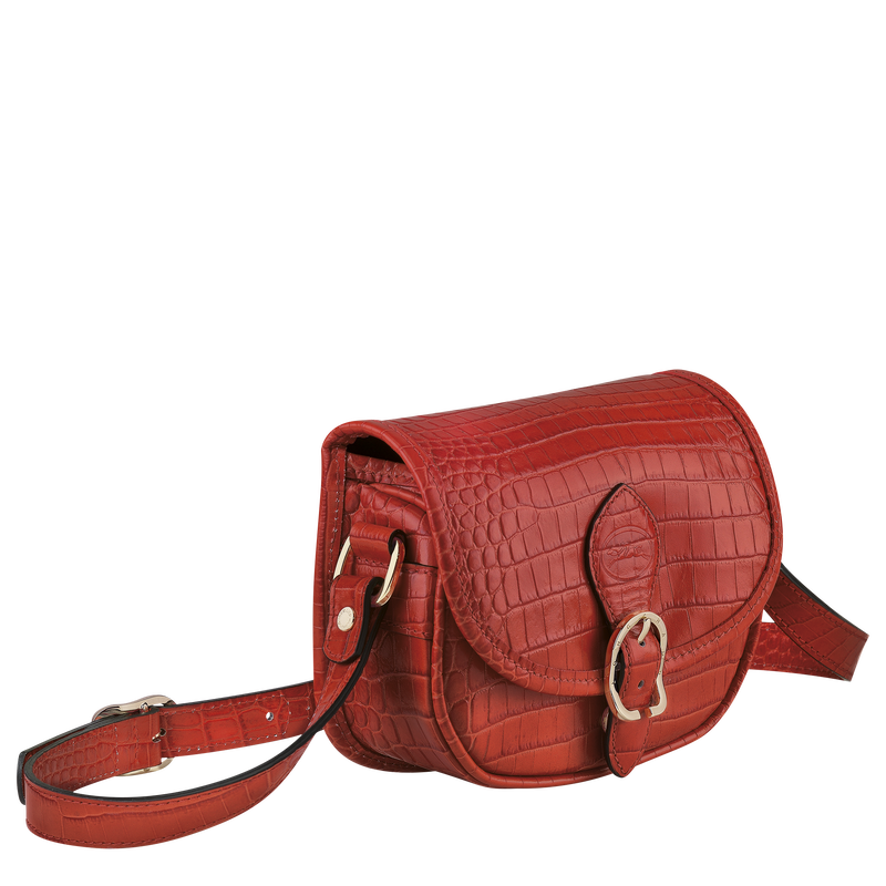 Longchamp 1980 Crossbody bag XS, Red