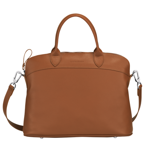 Top handle bag M, Caramel - View 1 of  3 -