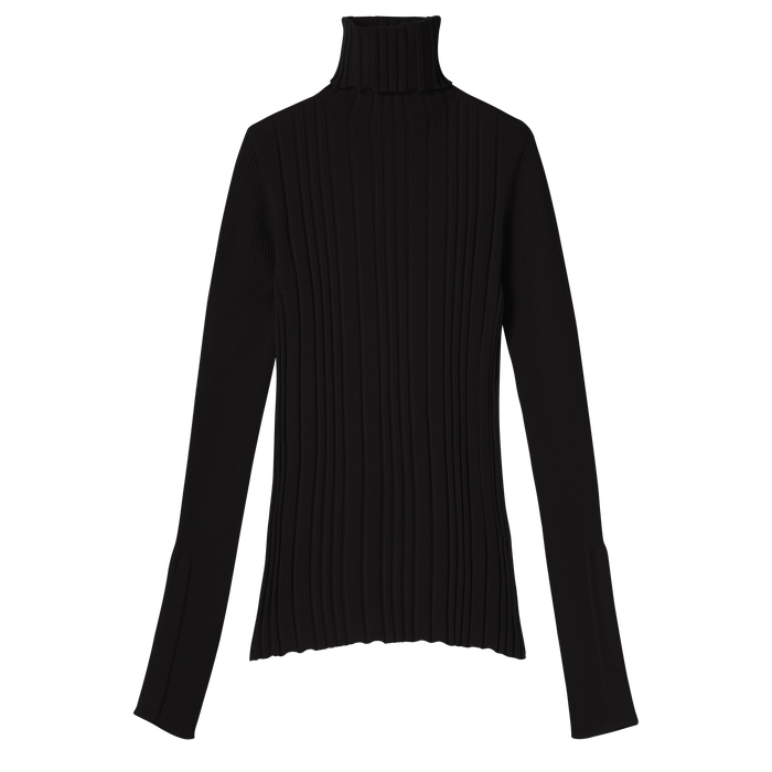 Fall-Winter 2021 Collection Pullover, Black