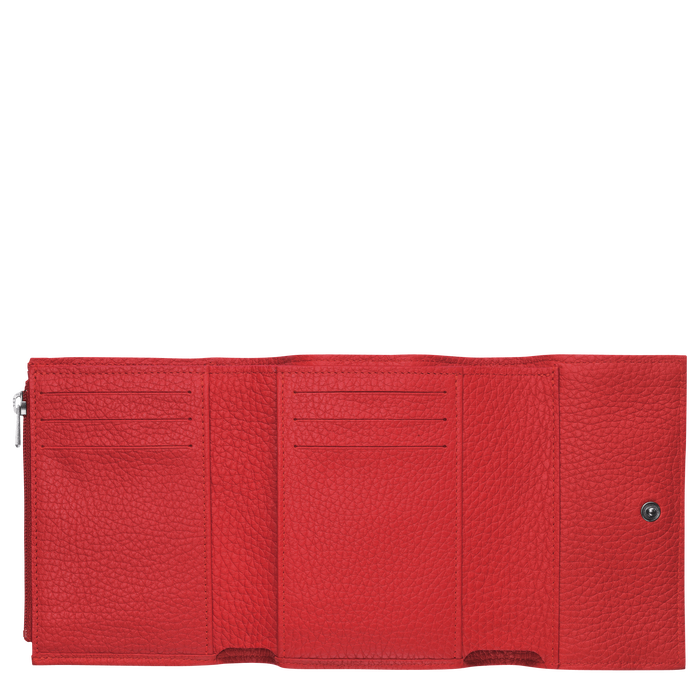 Compact wallet, Red, hi-res - View 2 of 2