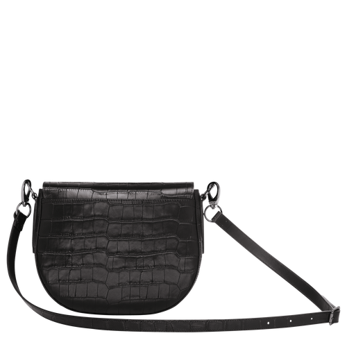 Crossbody bag Cavalcade Black (L1396HND001) | Longchamp DK
