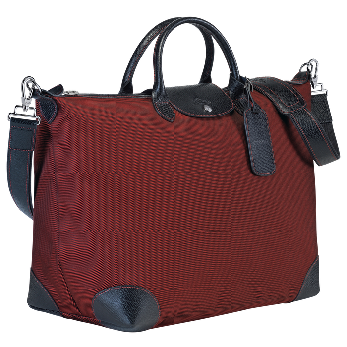Travel bag, Red lacquer, hi-res - View 2 of 3