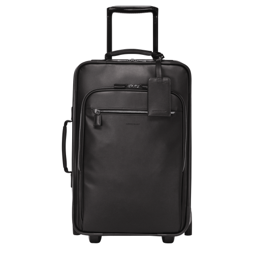 Small wheeled suitcase, Black, hi-res - View 1 of 3
