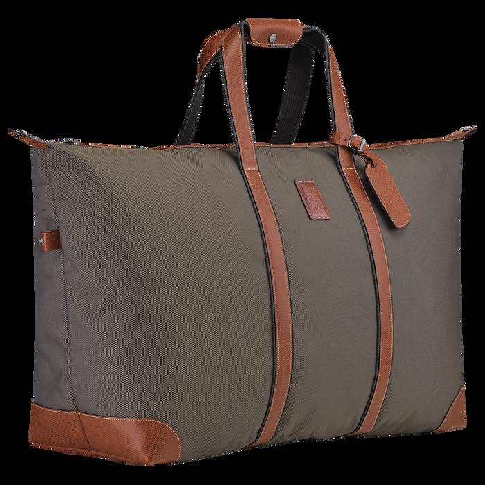 Reisetasche, Braun - Ansicht 2 von 3 - Zoom vergrößern