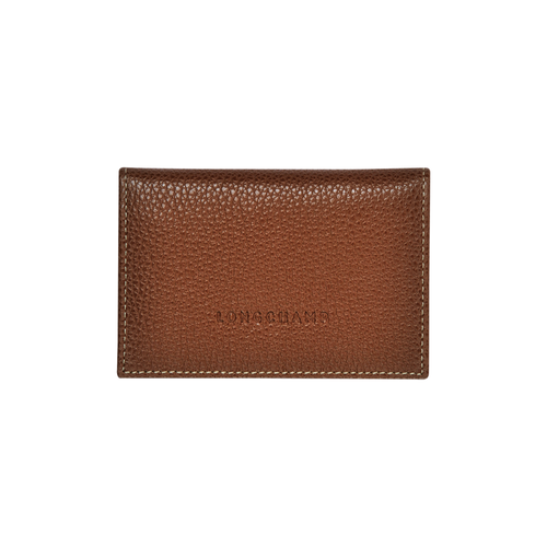 View 2 of Cardholder, 504 Cognac, hi-res