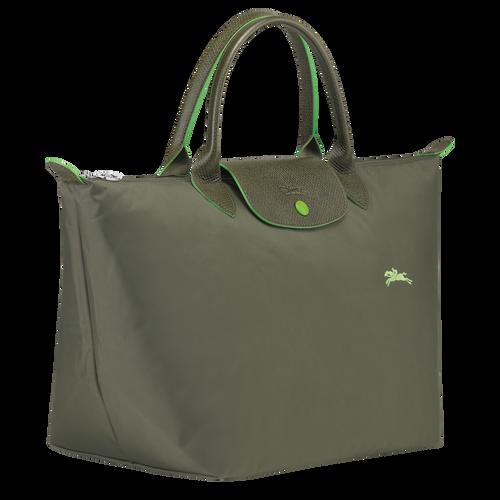 Sac porté main M, Vert Longchamp - Vue 2 de 5 -