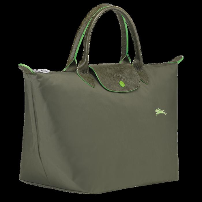 Sac porté main M, Vert Longchamp - Vue 2 de 5 - agrandir le zoom
