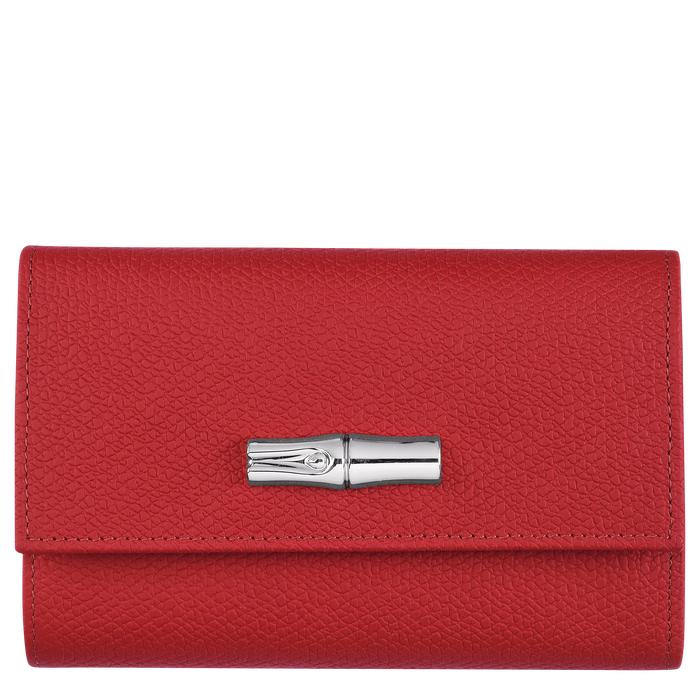 Compact wallet, Red - View 1 of  2 - zoom in