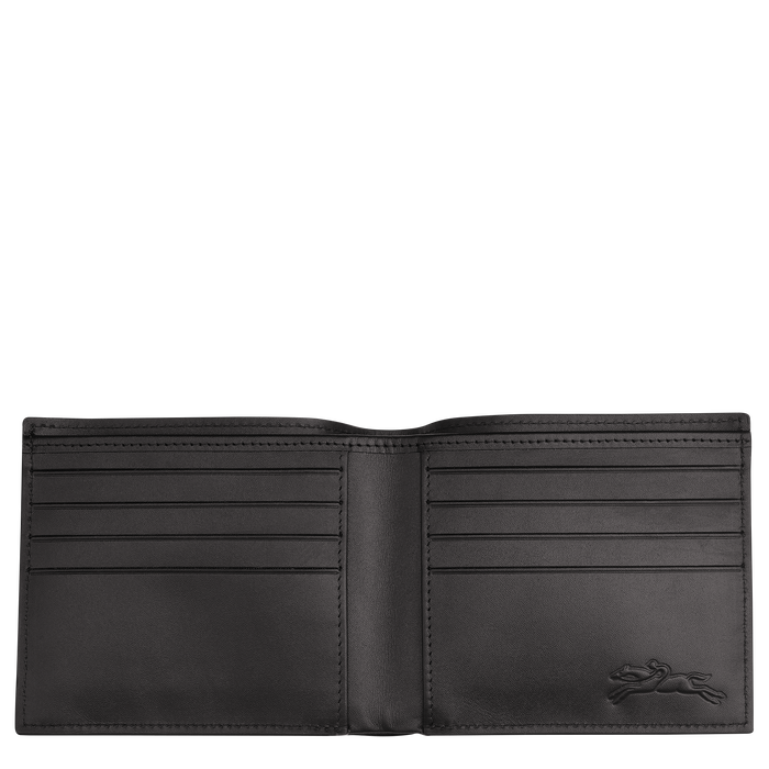 Le Pliage LGP Wallet, Black/Navy