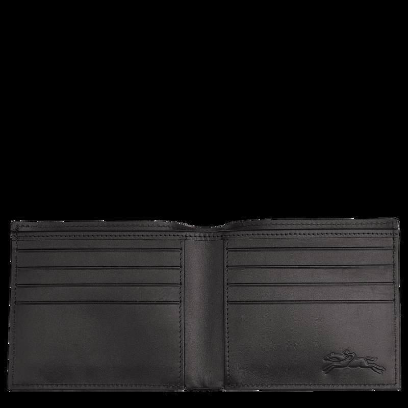 Le Pliage LGP Wallet, Black/Navy