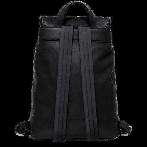 Longchamp 3D Rucksack L, Schwarz