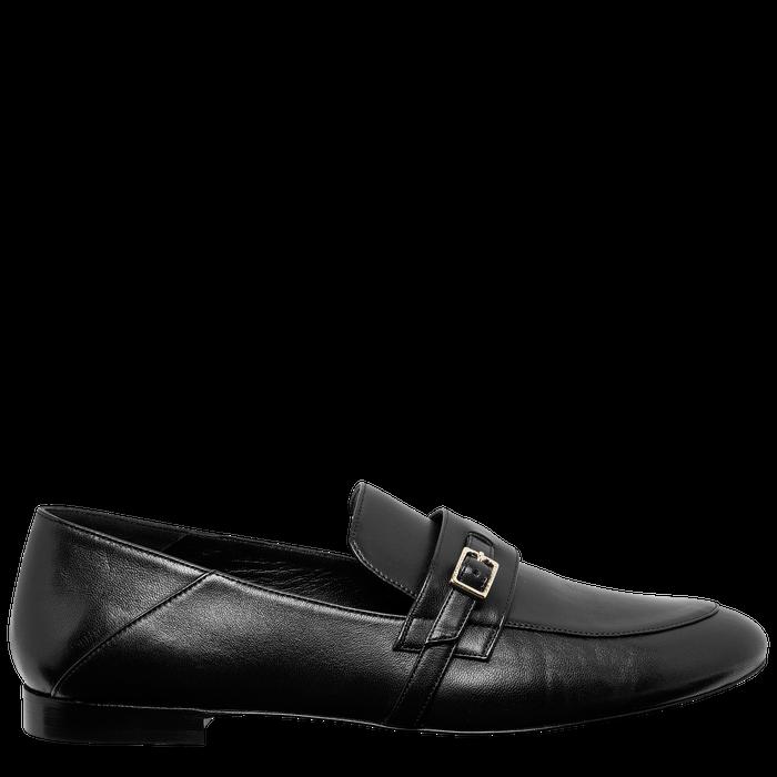 Loafer, Schwarz - Ansicht 1 von 3 - Zoom vergrößern