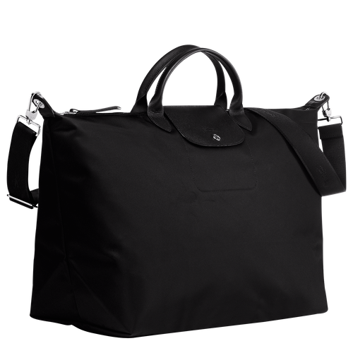 Travel bag L, Black/Ebony - View 2 of  3 -