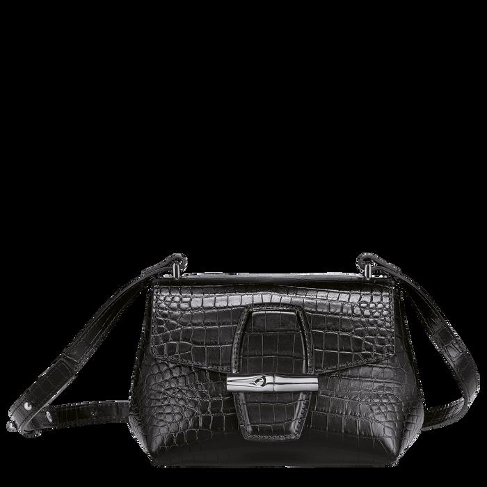 Roseau Crossbody bag XS, Black