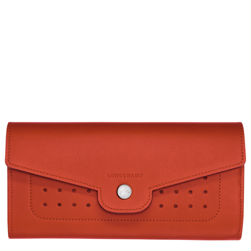 Long continental wallet, Poppy - View 1 of  2.0 -