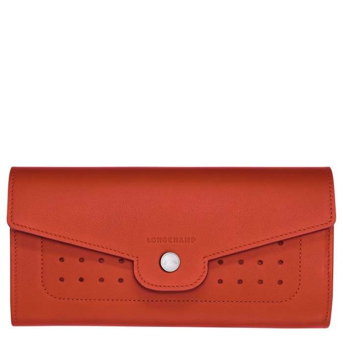Long continental wallet, Poppy - View 1 of  2.0 - zoom in