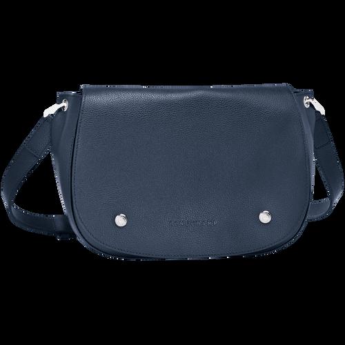 Crossbody bag Le Foulonné Navy (L1334021556) | Longchamp US