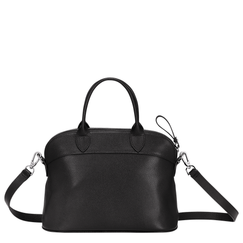 Le Foulonné 系列 手提包 S, 黑色